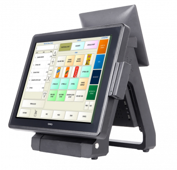 Touch Screen POS Terminal